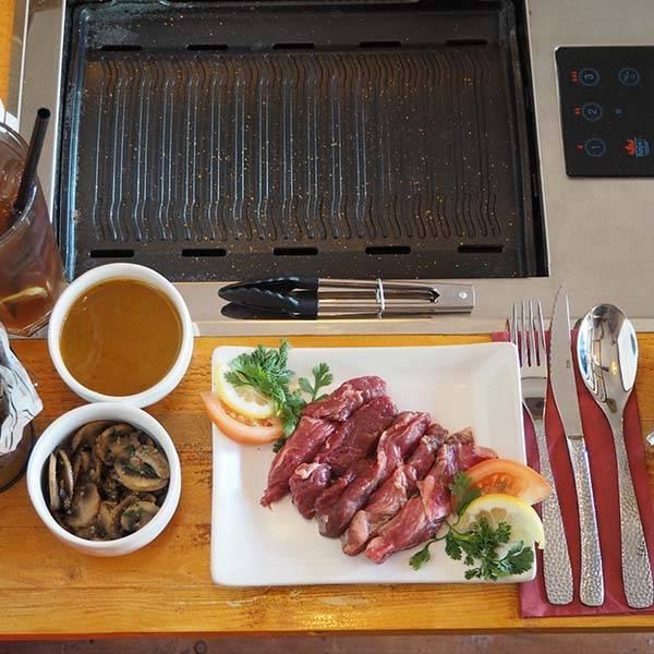 Le Restaurant - The Red Barn - Restaurant Toulon