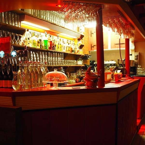 Le Restaurant - The Red Barn - Restaurant Toulon